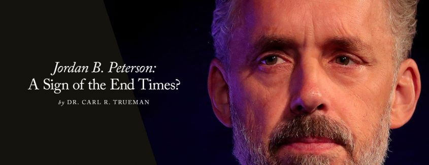 , Jordan B. Peterson: A Sign of the End Times?