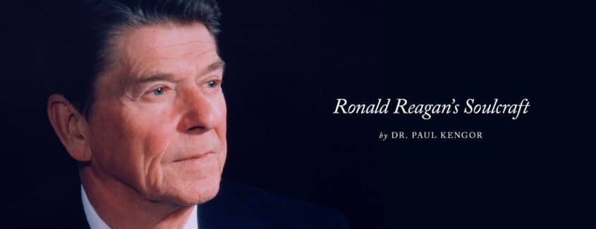 , Ronald Reagan's Soulcraft