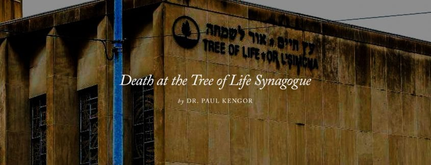 , Death at the Tree of Life Synagogue
