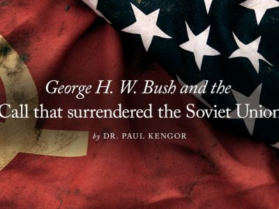 George H. W. Bush and the call that surrendered the Soviet Union