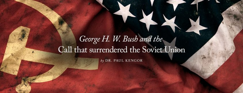, George H. W. Bush and the call that surrendered the Soviet Union