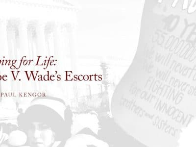 , 45 Years: The Somber Anniversary of Roe v. Wade