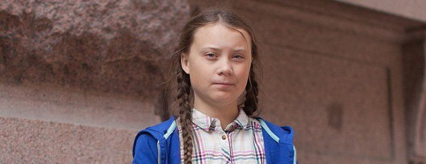 , The Shameless Exploitation of Greta Thunberg