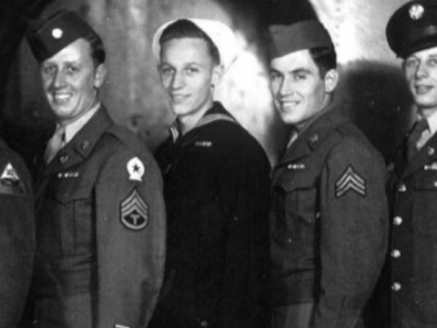 The Last of the Bailey Brothers of World War II