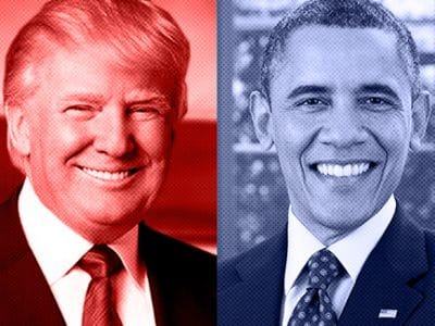 The Trump Economy vs. the Obama Economy