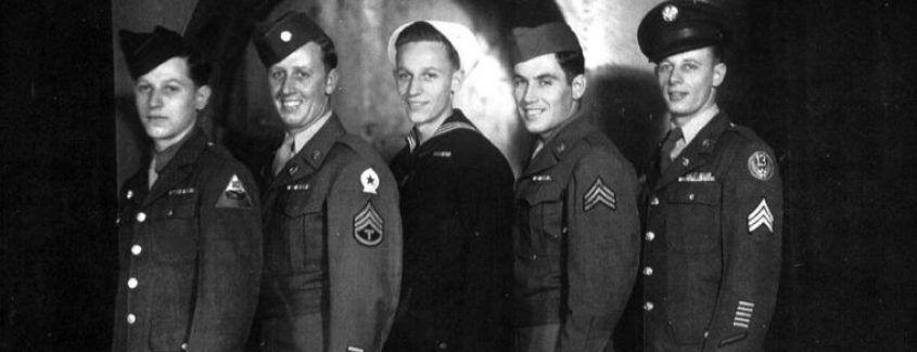 , The Last of the Bailey Brothers of World War II