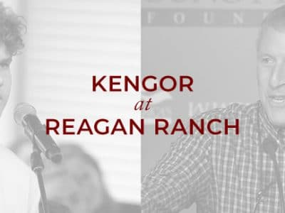 Socialism, Communism, and Democratic Socialism: Paul Kengor at the Reagan Ranch