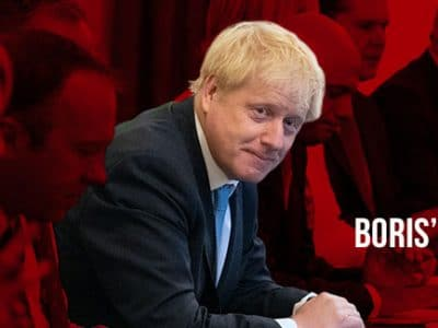 Boris Johnson's Challenge
