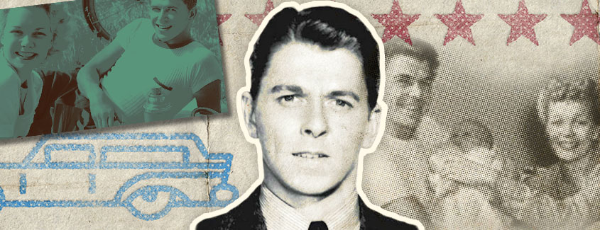 , Ronald Reagan's Long Lost Love-Child?