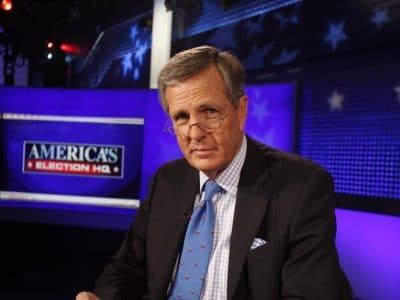A Conversation with Brit Hume