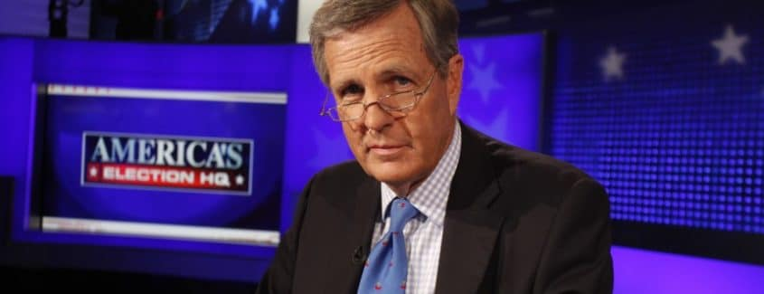 , A Conversation with Brit Hume