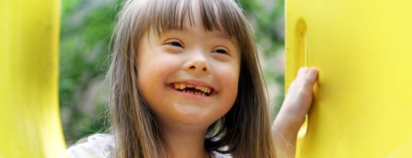 , Taking Pride in Down Syndrome Children