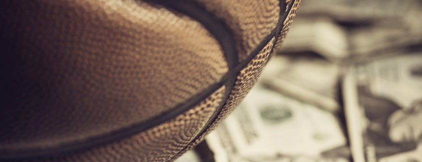 , Division One Athletics: It's About the Money