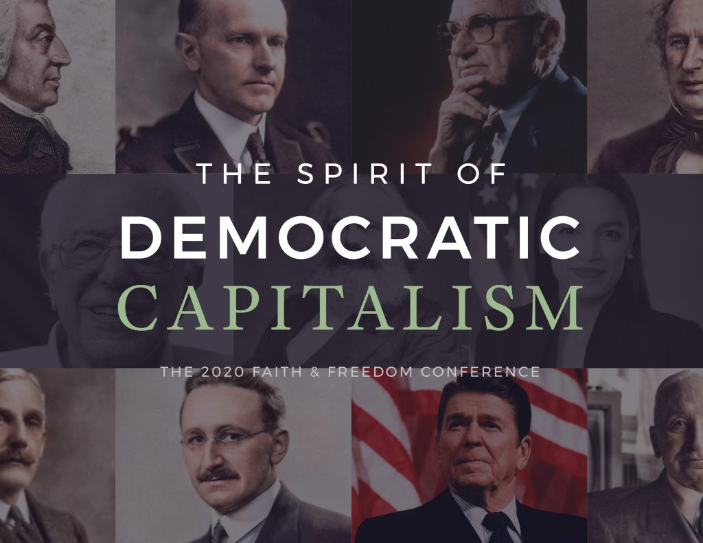 , The Spirit of Democratic Capitalism – 2020 – Papers