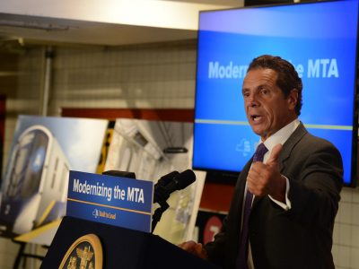 Why Not Thank God? Andrew Cuomo and COVID-19