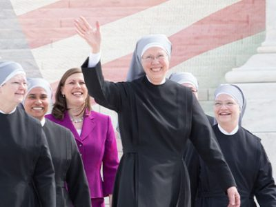 Heroines of Moral Courage: The Little Sisters of the Poor Against Pennsylvania