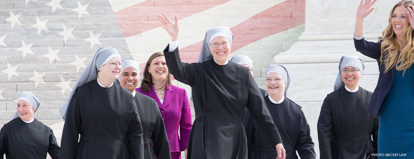 , Heroines of Moral Courage: The Little Sisters of the Poor Against Pennsylvania