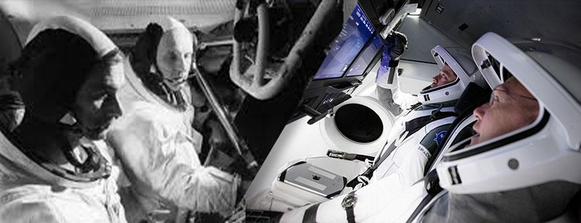 , Astronauts, Riots, and Pandemics: 2020 vs. 1969