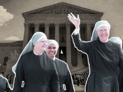 Finally! The Little Sisters of the Poor Score a Win