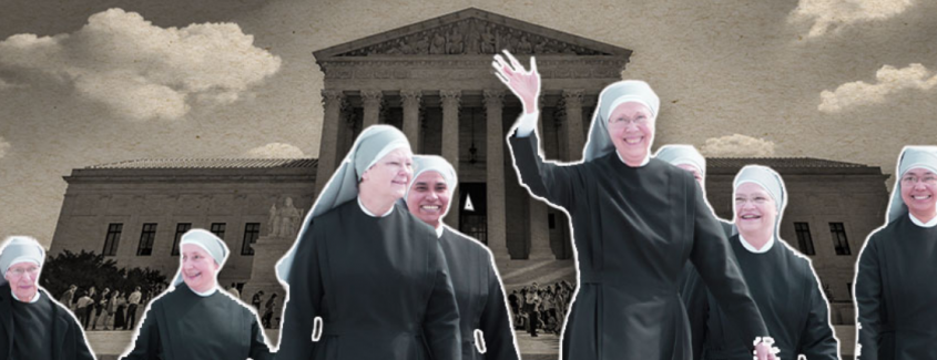 , Finally! The Little Sisters of the Poor Score a Win