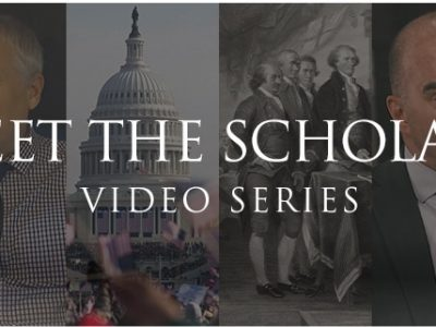 "Meet Our Scholars | ""Meet the Scholars"" Video Series 