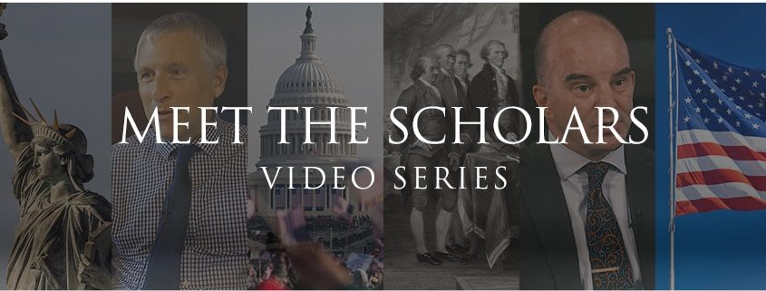 "scholars, Meet Our Scholars | ""Meet the Scholars"" Video Series 