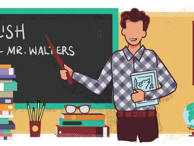 When a Teacher Becomes a Friend: A Tribute to My Teacher, Mr. Ted Walters